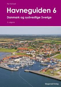 Bilde av Havneguiden 6. Danmark og det sydvestlige Sverige