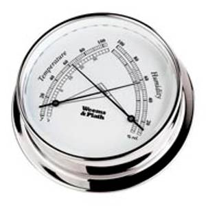 Bilde av Weems & Plath -  Chrome Endurance 125 Comfortmeter