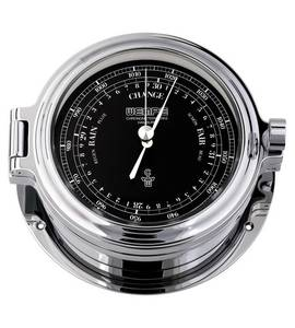 Bilde av Wempe Regatta: Barometer - chrome